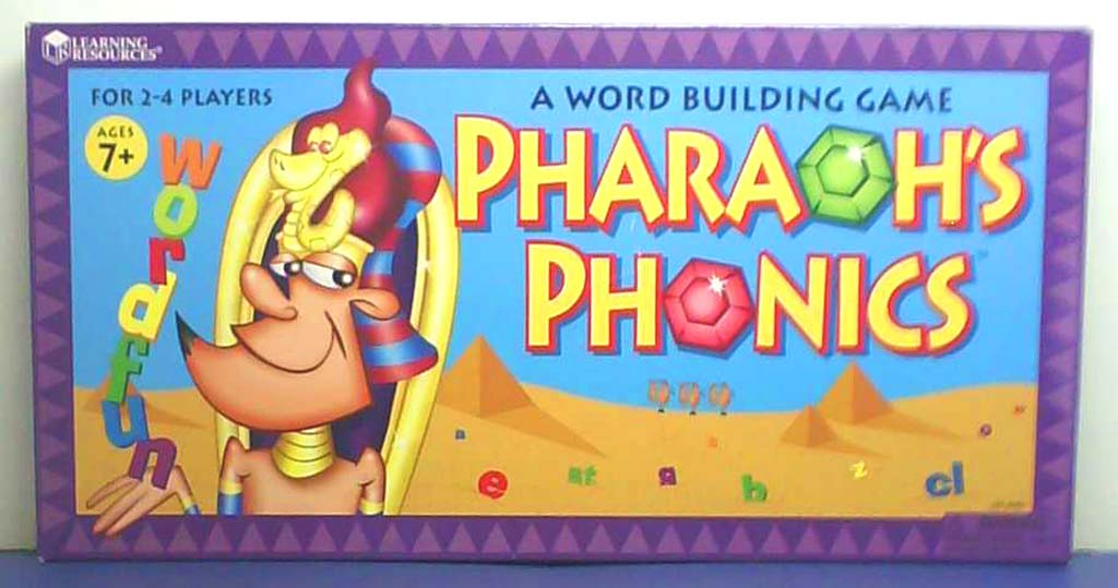 Pharohs Phonics