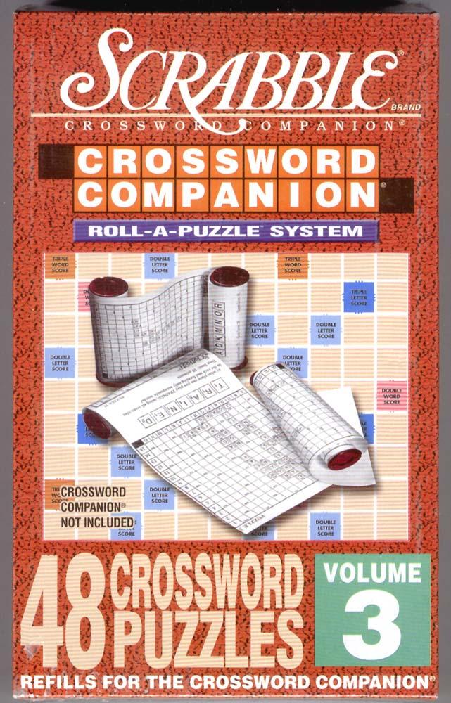 Scrabble Crossword Companion 3