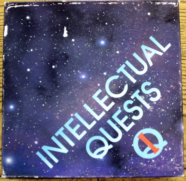 Intellectual Quests <cover>