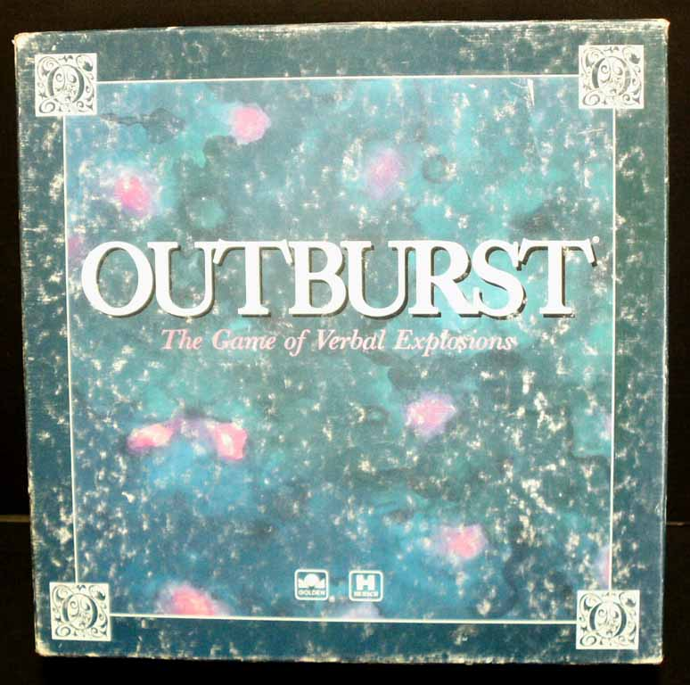 Outburst 1 <cover>