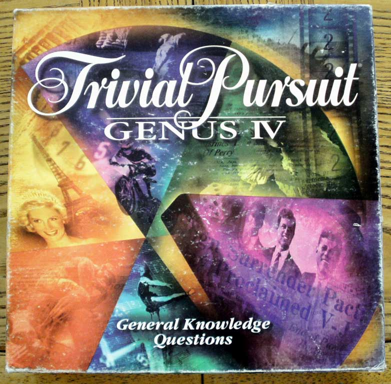 Trivial Pursuit Genus IV <cover>