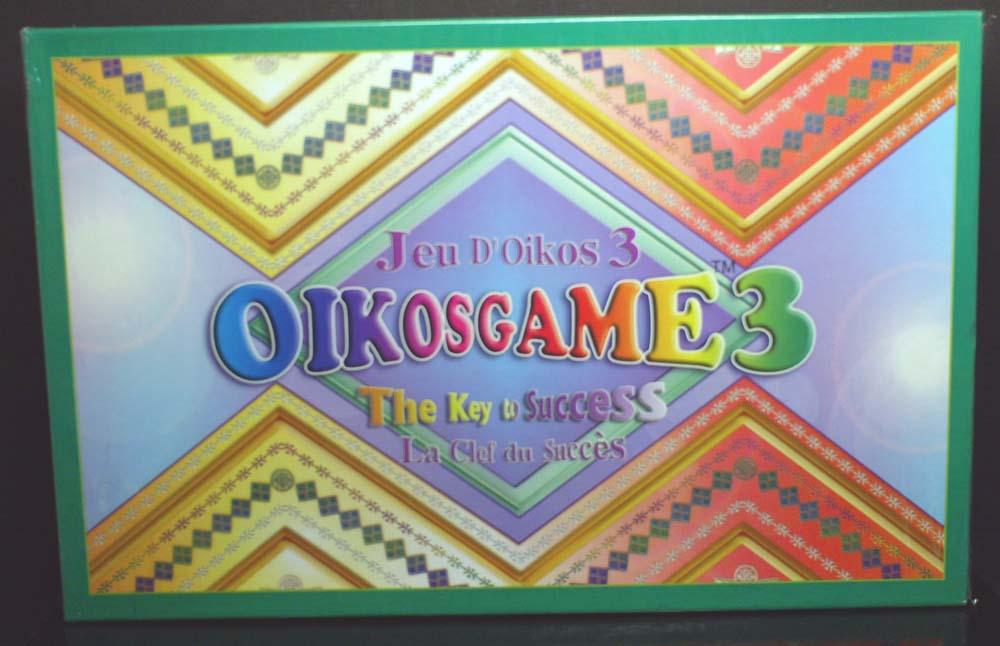 Oikos game 3